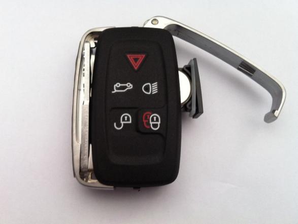 沃尔沃S90电池型号2450-汽车遥控钥匙更换电子方法大全高清图片